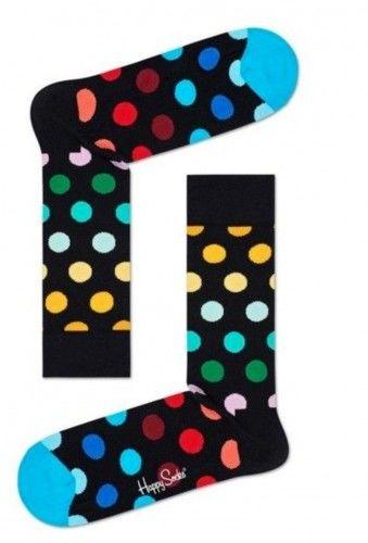 Happy Socks skarpetki BDO01-0101 R.36-40 KROPKI KOLOR