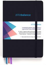 Planner #lifebalance ZAKŁADKA DO KSIĄŻEK GRATIS DO KAŻDEGO ZAMÓWIENIA