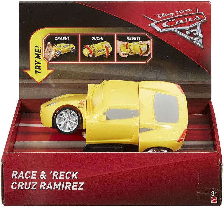 Auta 3 Cars - Auta z kraksą Cruz Ramirez DYW40 DYW10
