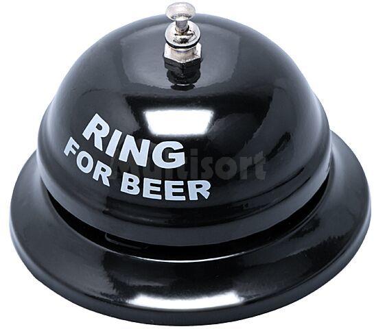 Hotelowy dzwonek na piwo
