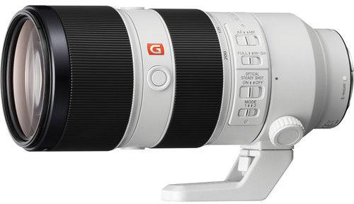 Sony FE 70-200mm F2.8 GM OSS - obiektyw zmiennoogniskowy, SEL70200GM