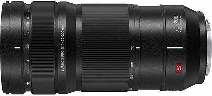 Obiektyw Panasonic Lumix S PRO 70-200mm f/4 O.I.S. - Rabat Natychmiastowy 900zł przy zakupie z aparatem Lumix S