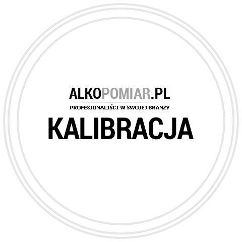 Kalibracja alkomatu ALCOLIFE 8030