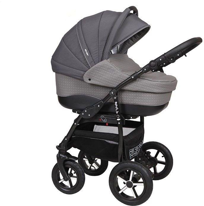 Wózek dziecięcy ZIPY-Q 2w1 PROMOCJA