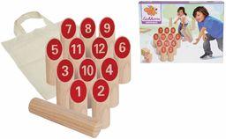 Eichhorn 100004540  gra rzucana  w materiałowym woreczku  14-częściowy  do użytku na zewnątrz