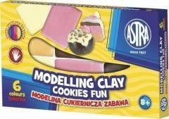 Modelina 6 kolorów cukiernicza ASTRA 304114001