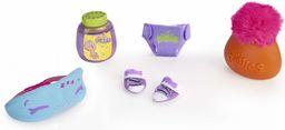 The Bellies - Sweet Dreams Kit, akcesoria, dla dzieci od 3 lat (Famosa 700015141) do spania