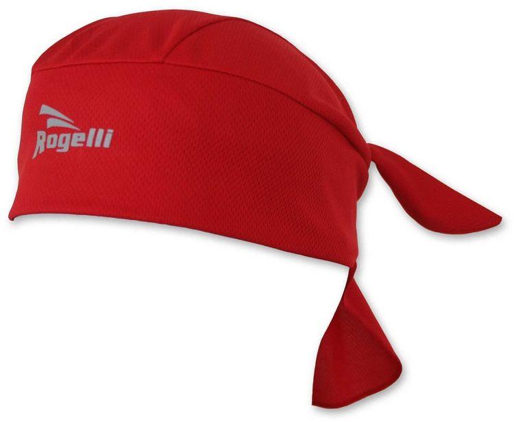 ROGELLI bandana rowerowa czerwona,8717849090346