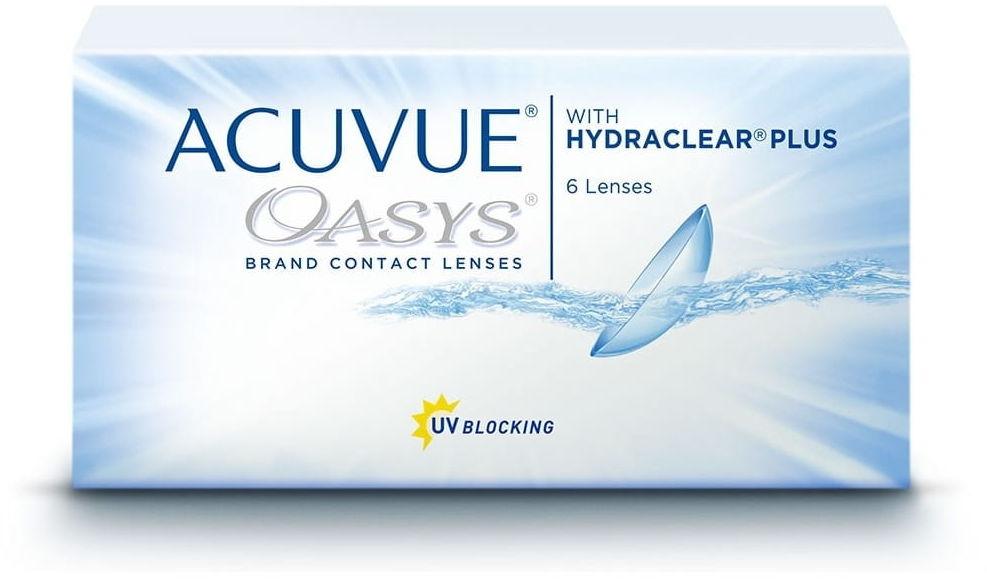 Acuvue Oasys, 6 szt.