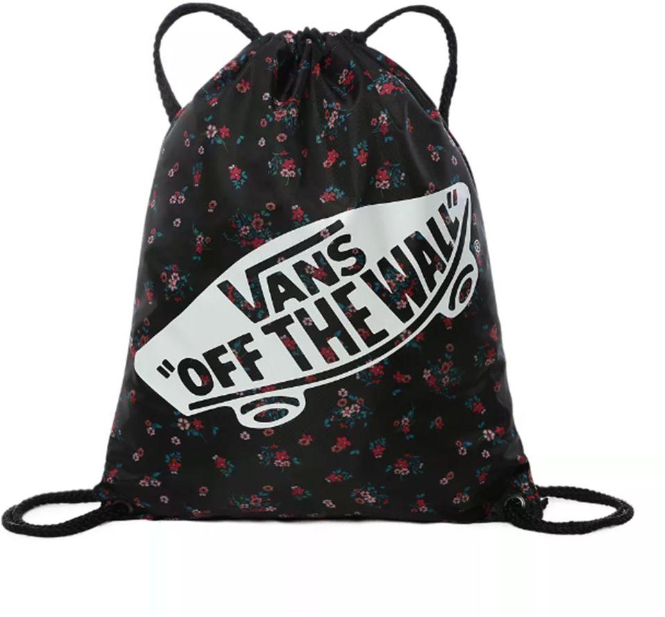 Worek na obuwie Vans Benched Bag - black beauty floral