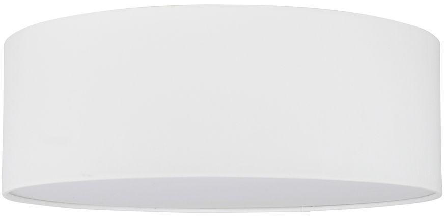 Spot Light 4763802 Josefina plafon lampa sufitowa abażur tkanina biały 1xLED 2700K 18W IP20 38cm