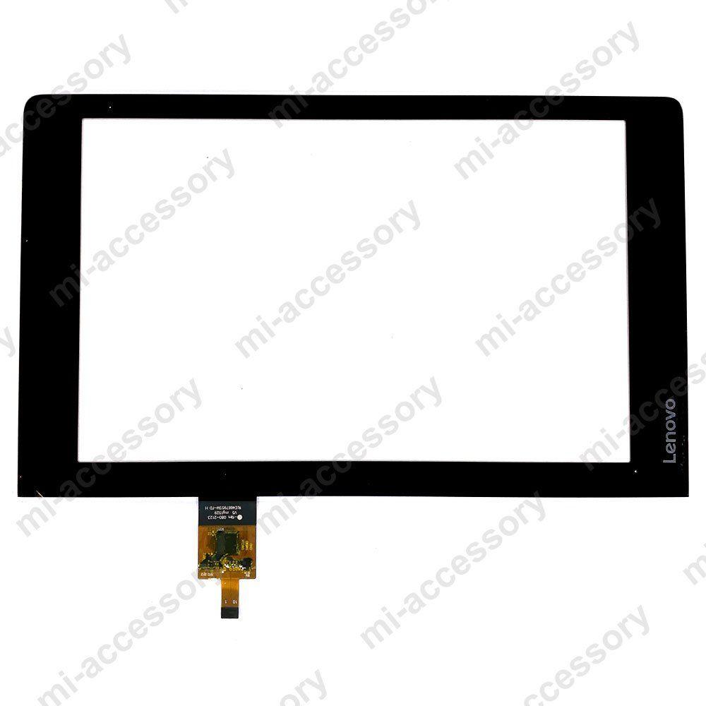 DYYSELLS E58 = YT3-850F czarny tablet Lenovo Yoga 3 8.0 Wi-Fi YT3-850F czarny ekran dotykowy zamiennik digitizer