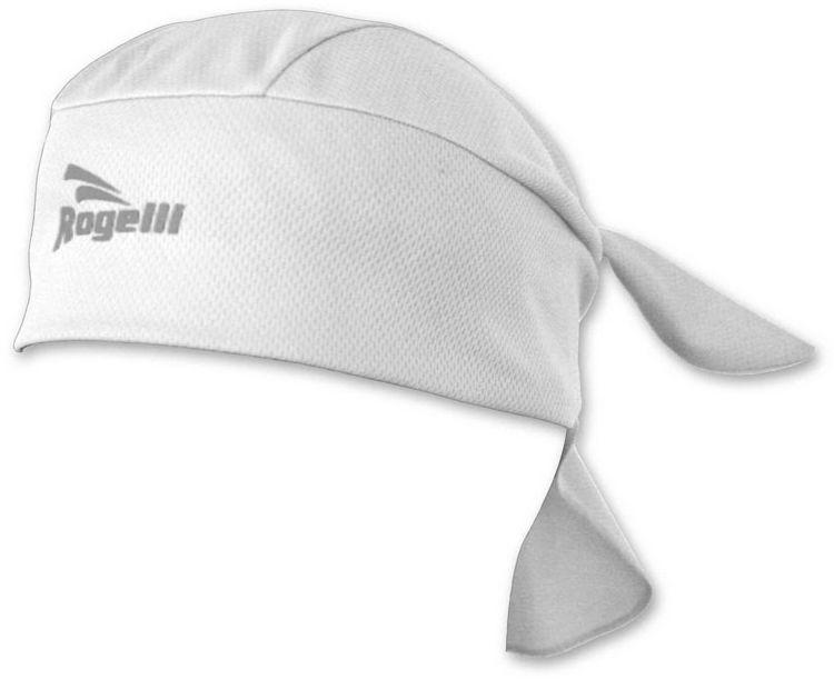 ROGELLI bandana chusta rowerowa biała,8717849090247