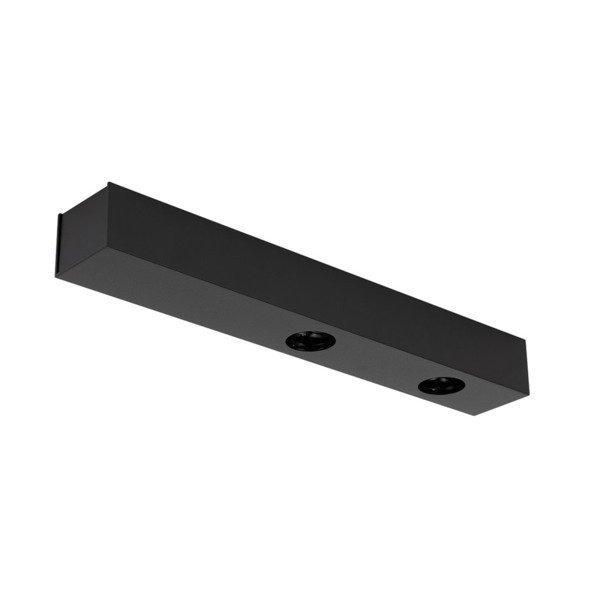 Baza montażowa podwójna asymetryczna systemu ARDIZONE LI2-T1 czarna - czarny 2