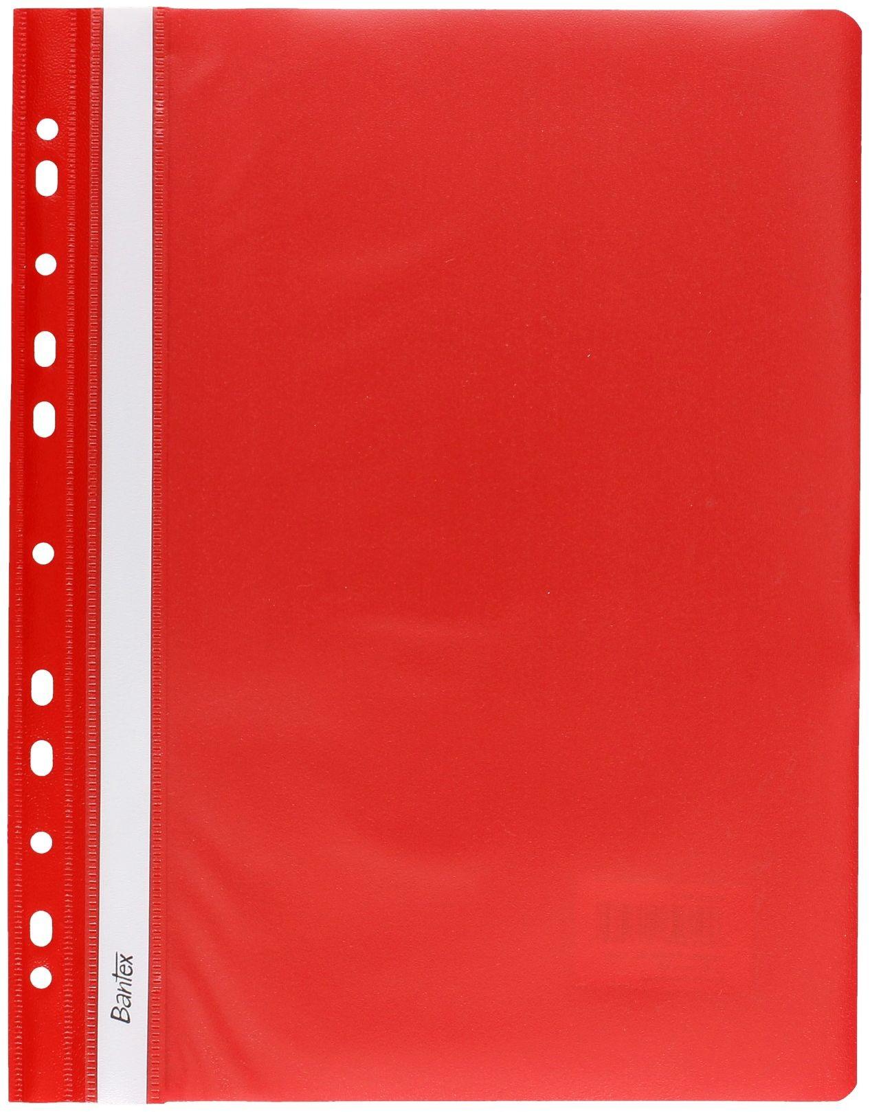 Skoroszyt zawieszka czerwony Evo 3229-09