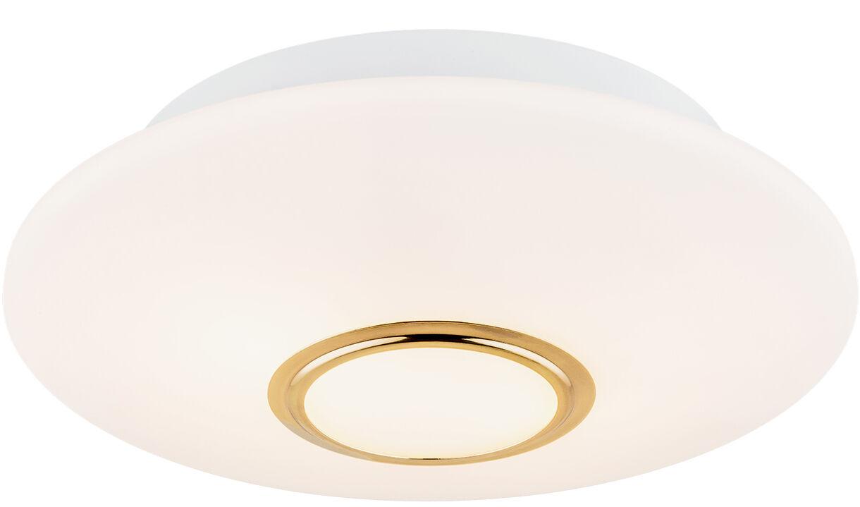 Plafon Chicago złoty ring 1030 Argon // Rabaty w koszyku i darmowa dostawa od 299zł !