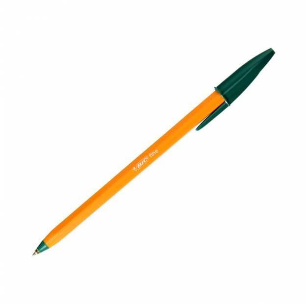 Długopis BIC Orange - zielony (B-DŁUGOPIS-BIC-Orange-zielony)