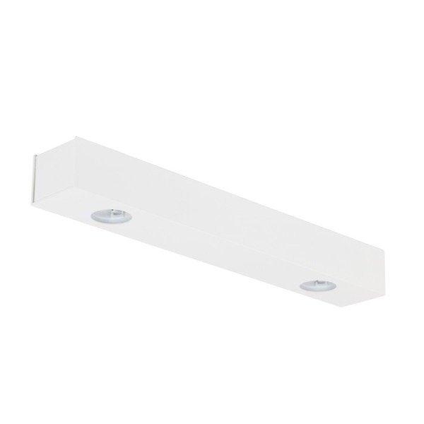 Baza montażowa podwójna systemu ARDIZONE LI2-T2 biała - biały 2