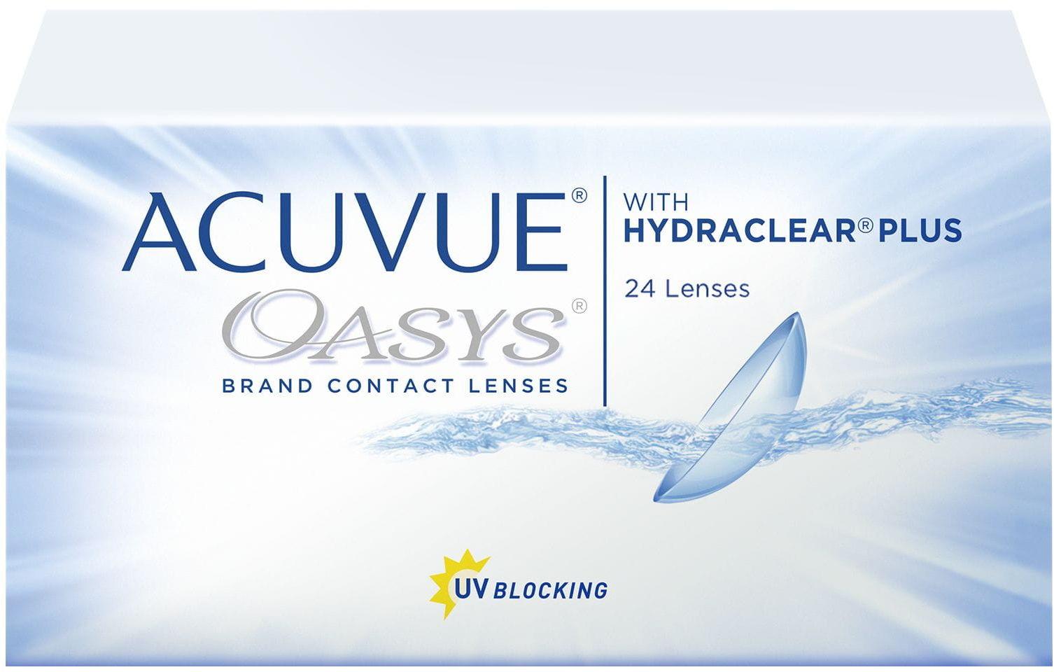 Acuvue Oasys, 24 szt.