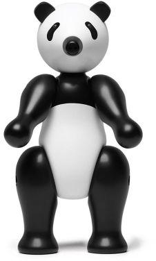 Kay Bojesen PANDA Figurka Drewniana Miś Panda - Mały