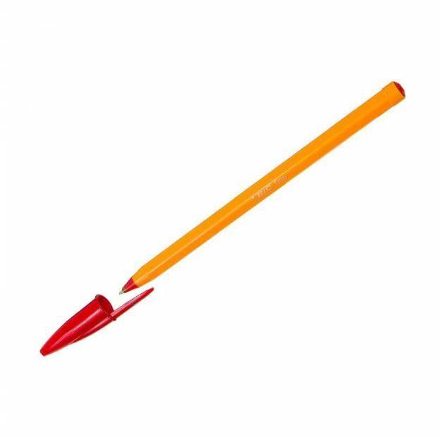 Długopis BIC Orange - czerwony (B-DŁUGOPIS-BIC-Orange-czerwony)