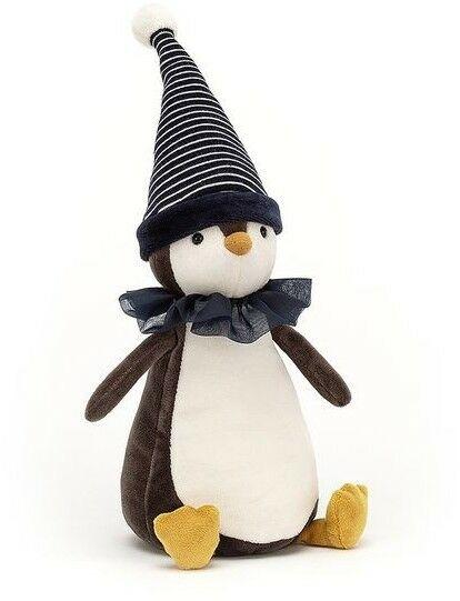 JellyCat - maskotka przytulanka Yule Pingwin 34cm