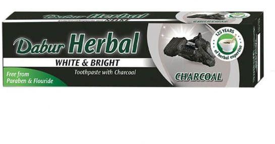 Pasta Do Zębów z Węglem Aktywnym Dabur 100g