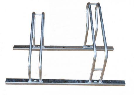 Stojak rowerowy na rowery skręcany 2 stanowiskowy