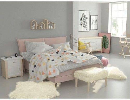 Łóżko Ladylike