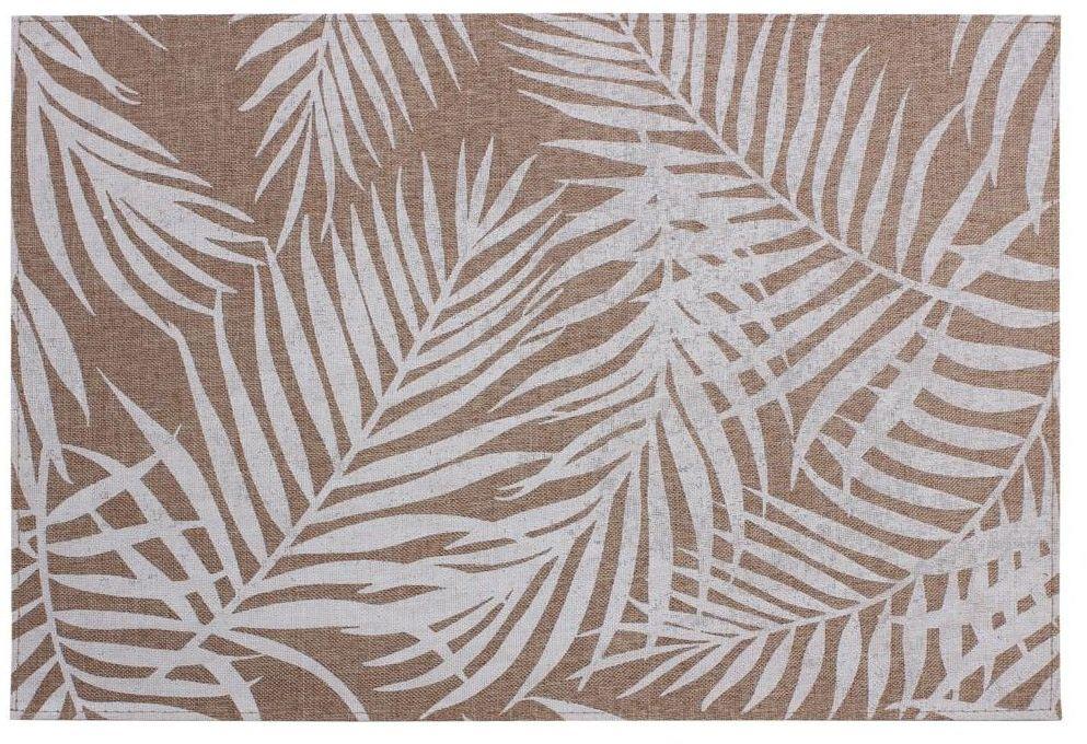 Podkładka na stół Dattilo prostokątna 45 x 30 cm biała