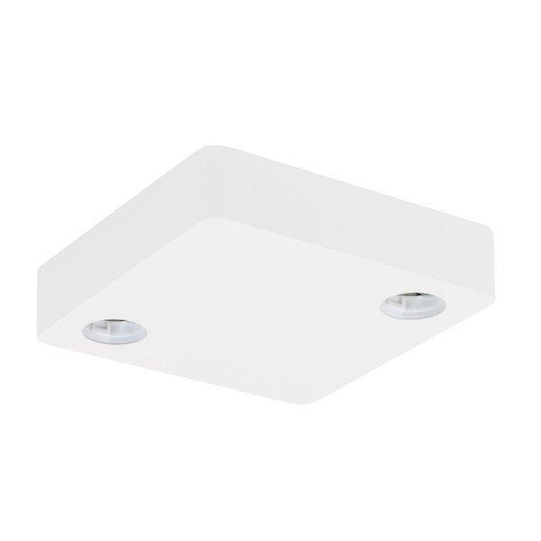 Baza montażowa podwójna systemu ARDIZONE SQ2 biała - biały