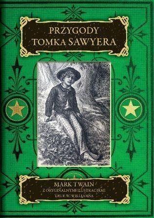 Przygody Tomka Sawyera VESPER - Mark Twain