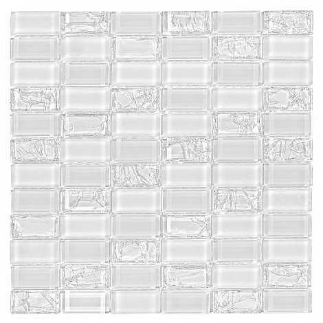 DUNIN Glass Mix mozaika szklana DD3 100 BLOCK MIX