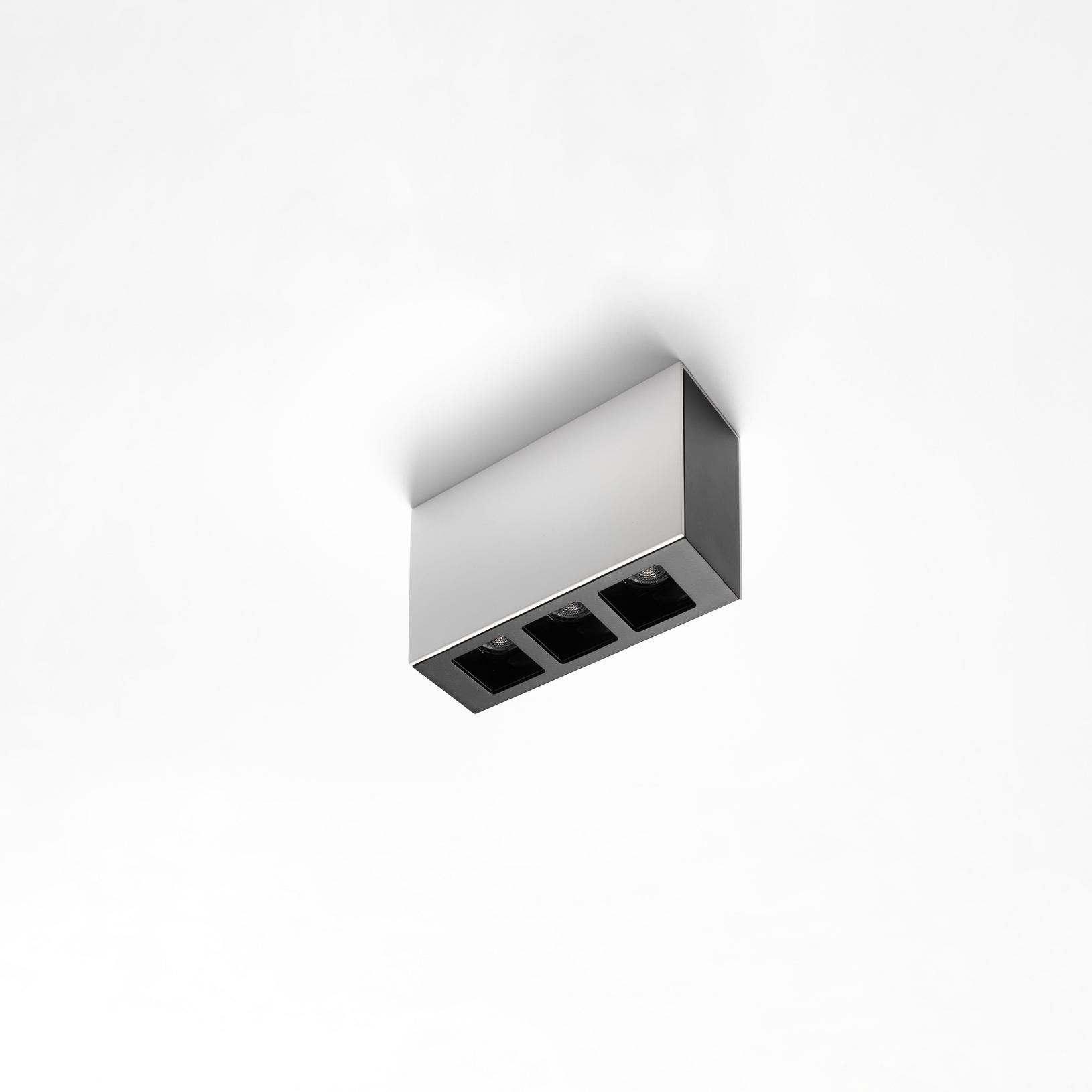 Oprawa natynkowa Dota NT High 40.3 LED 3.2081 Labra potrójna oprawa w nowoczesnym stylu