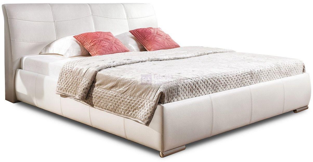 Łóżko APOLLO S z pojemnikiem tapicerowane