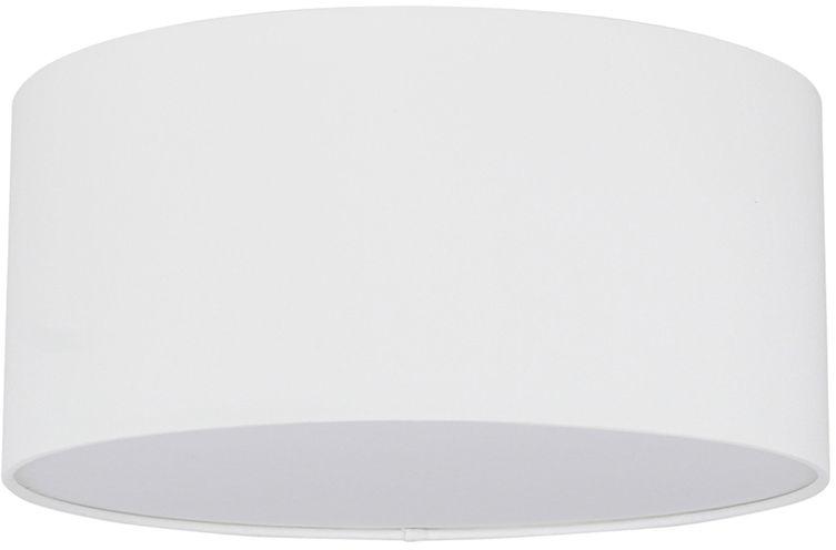 Spot Light 4762812 Josefina plafon lampa sufitowa abażur tkanina biały 2xE27 25W IP20 28cm