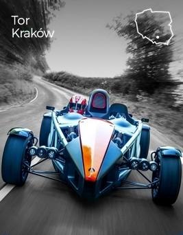 Jazda za kierownicą Ariel Atom  Tor Kraków