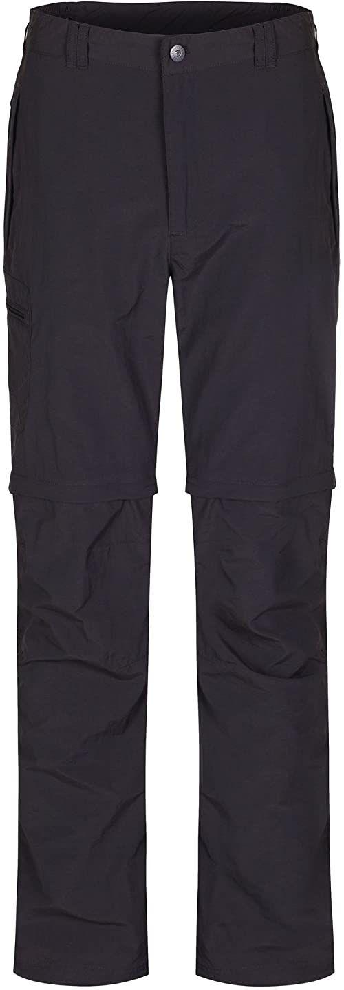 Regatta Leesville spodnie męskie z odpinanymi nogawkami szary popielaty Size 32-Inch