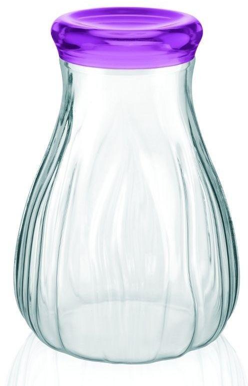 Guzzini - pojemnik 2,5 l - aqua - fioletowy