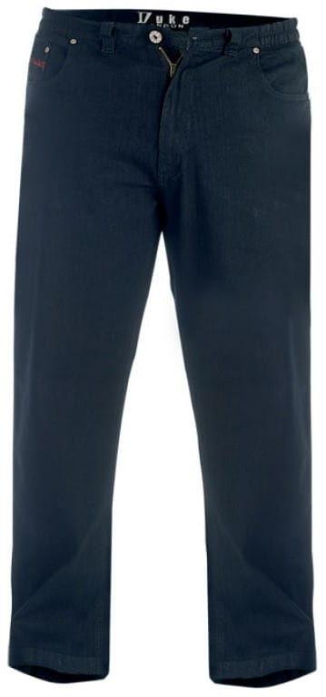 BALFOUR-DUKE Jeansy z gumą Duże Rozmiary