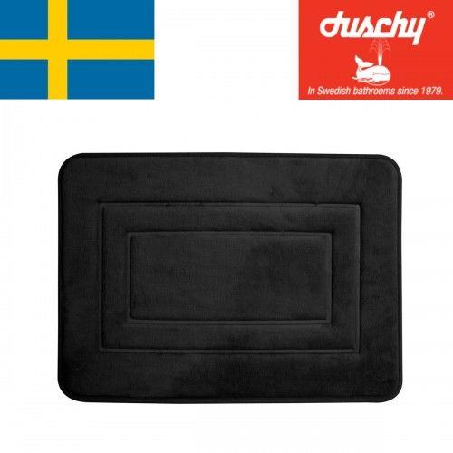 Dywanik łazienkowy Czarny, 40x60cm Duschy