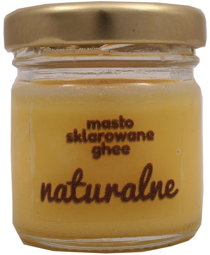 Masło ghee 40ml naturalne Palce lizać