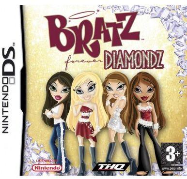 Bratz: Forever Diamondz DS Używana