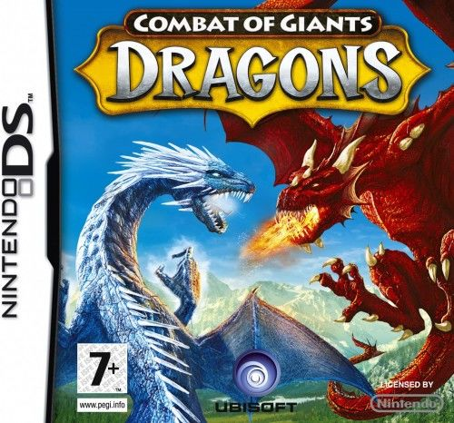 Batlle of Giants: Dragons DS