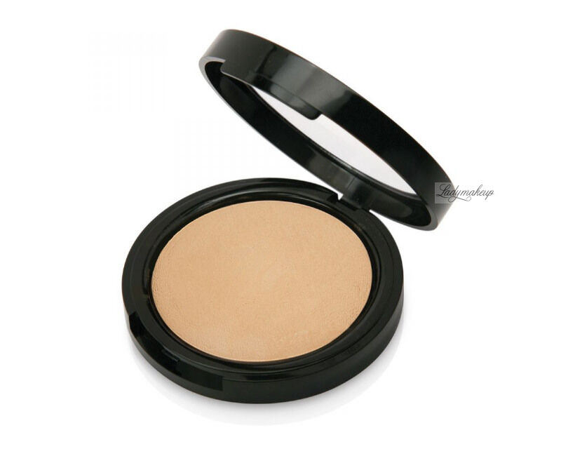 Golden Rose - Mineral Terracotta Powder - Puder mineralny - 02