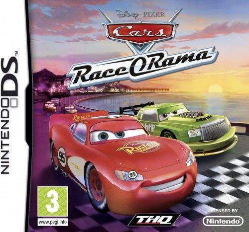 Cars Race-o-Rama DS Używana