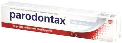 Parodontax Whitening pasta do zębów przeciw krwawieniu dziąseł 75 ml