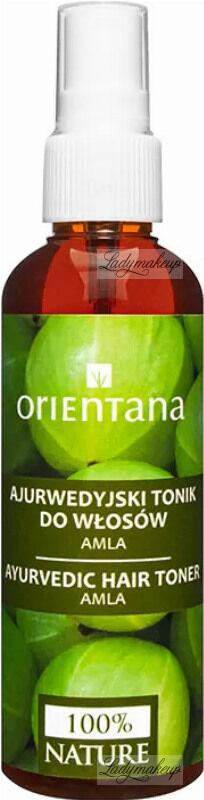ORIENTANA - AYURVEDIC HAIR TONER - Ajurwedyjski tonik do osłabionych włosów - 100 ml