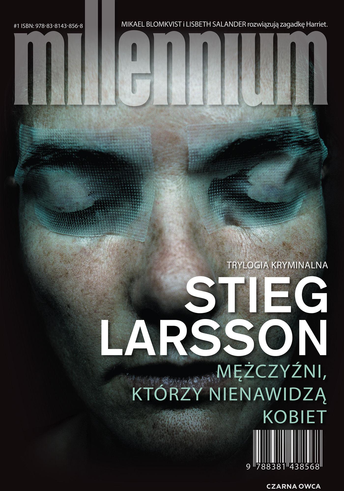 Mężczyźni, którzy nienawidzą kobiet - Stieg Larsson - ebook