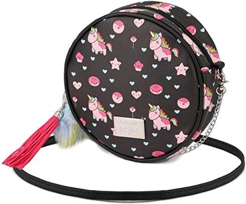 Oh My Pop Oh My Pop! Popnicorn-okrągła torba na ramię torba kurierska